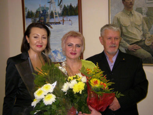 История одной фотографии - Герб Сургутского района